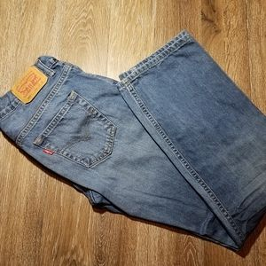505 Levi's,  Youth size 14R,